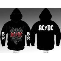 Hoodie AC/DC - Black Ice
