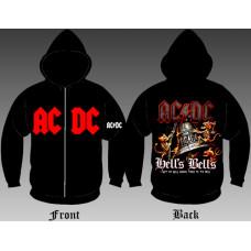 Hoodie AC/DC - Hells bells