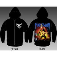 Hoodie Manowar - Warrior of the world