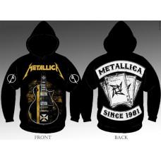 Hoodie Metallica - Guitar