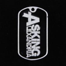 Badge Asking Alexandria