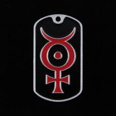Badge Marylin Manson
