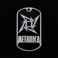 Badge Metallica logo