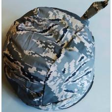 Bandana with ties Camouflage №3