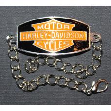 Bracelet on the arm Harley-Davidson