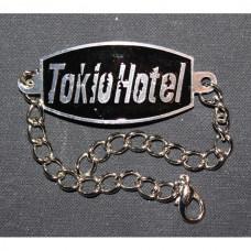 Bracelet on the arm Tokio Hotel