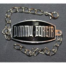 Bracelet on the arm Dimmu Borgir