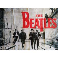 Flag The Beatles