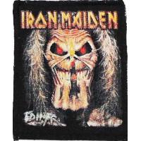 Patch Iron Maiden - Fuck