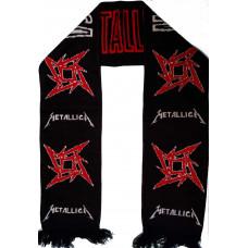 Scarf Metallica