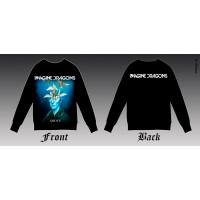 Sweatshirt Imagine Dragons - Shots