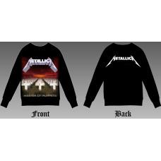 Sweatshirt Metallica - Master of Pupets