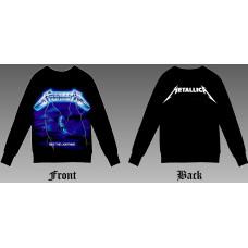 Sweatshirt Metallica - Ride the Lightning
