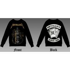 Sweatshirt Metallica - Guitar