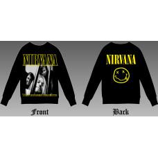 Sweatshirt Nirvana - The Chosen Rejects