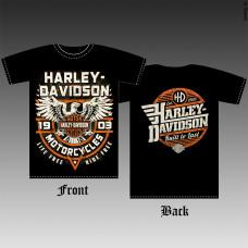 T_shirt Harley-Davidson 2