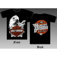 T_shirt Harley-Davidson - Eagle