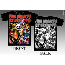 T_shirt Five nights at Freddy's №2