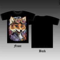 T_shirt Fox rocker