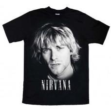 T_shirt Nirvana - Curt