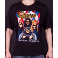 T_shirt Queen - Bohemian Rhapsody