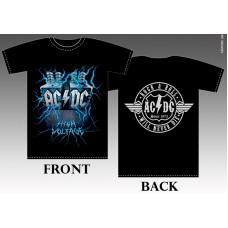 T_shirt AC/DC - Hight voltage