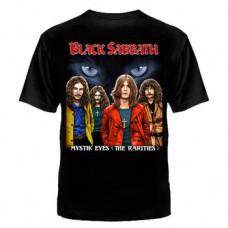 T_shirt Black Sabbath