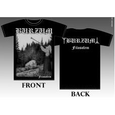 T_shirt Burzum - Filosofem