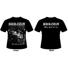 T_shirt Burzum - Hvis lyset tar oss