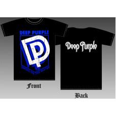 T_shirt Deep Purple - Smoke on the water
