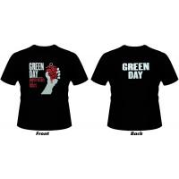 T_shirt Green Day - American Idiot