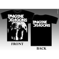 T_shirt Imagin Dragons - Night visions