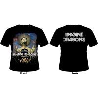 T_shirt Imagin Dragons - I bet my life