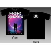 T_shirt Imagin Dragons - Evolve