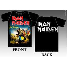 T_shirt Iron Maiden - The trooper