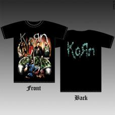 T_shirt Korn