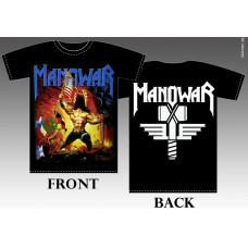 T_shirt Manowar