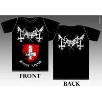 T_shirt Mayhem - Swiss legion
