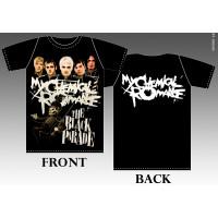 T_shirt My Chemical Romance - Black parade №2