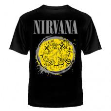 T_shirt Nirvana