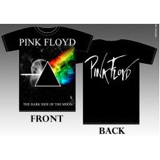 T_shirt Pink Floyd - Dark side of the moon