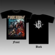 T_shirt Powerwolf