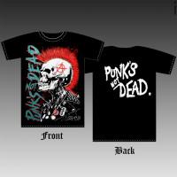T_shirt Punk Not Dead