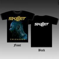 T_shirt Skillet - Unleas hed