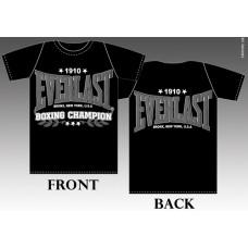 T_shirt Everlast - Boxing champion
