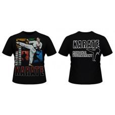 T_shirt Karate