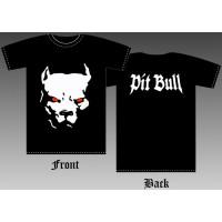 T_shirt Pit bull