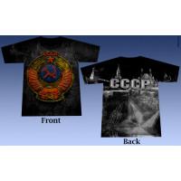 T_shirt Coat USSR