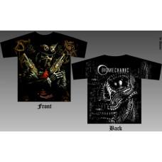 T_shirt Biomechanic Shooter