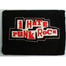 Wallet I Hate Punk Rock
